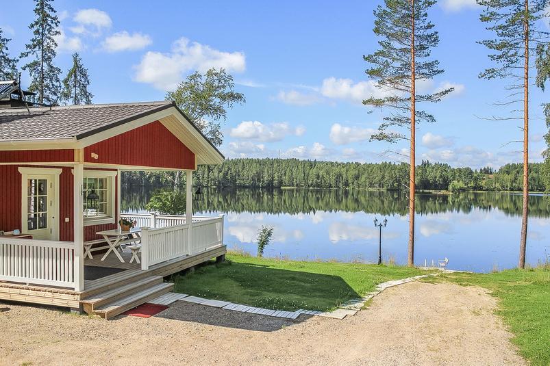 Lomamokki Keski-Suomi Villa Akulina