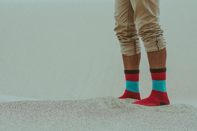 Merinovilla sukat